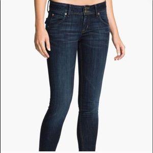 "Hudson Jeans ""Collin Skinny"" Flap Pocket Sz 28"